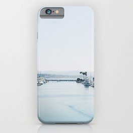 Dana Point Harbor iPhone Case