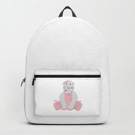 Ballerina Rhino Backpack