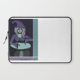something witchy this way comes Laptop Sleeve