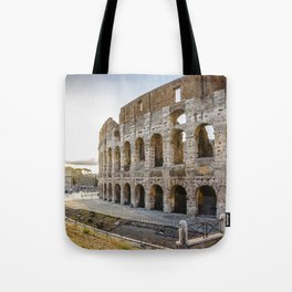 The Colosseum of Rome Tote Bag