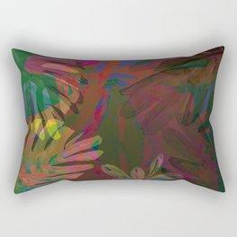 Tropicalismo Brasil Rectangular Pillow