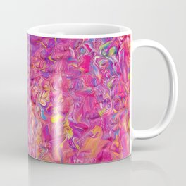 Rainbow Ripple Coffee Mug