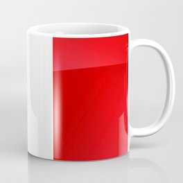France Flag Circle Coffee Mug