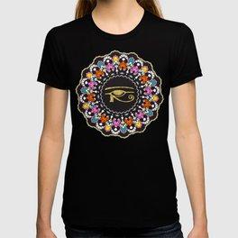 Eye of Horus Mandala T-shirt