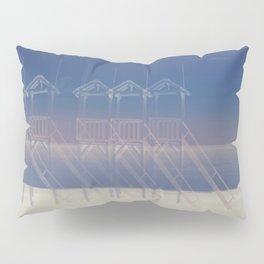 Summer beach Pillow Sham