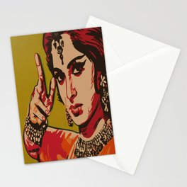 Bollywood Style Stationery Cards