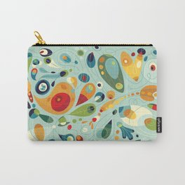 Wobbly Spring Carry-All Pouch