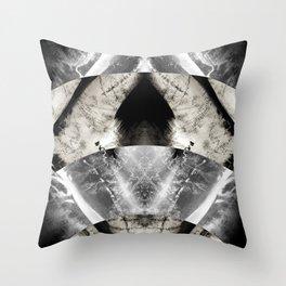 Mystical Rhombus No.2 Throw Pillow