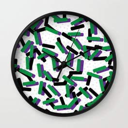 Parsley time Wall Clock