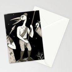 Capture the Flag Stationery Cards