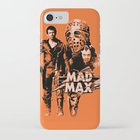 mad max iPhone & iPod Cases featuring Mad Max by leea1968
