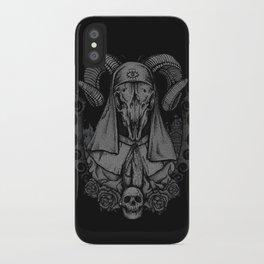 Sacrament of Death iPhone Case