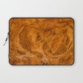 Natural Stone Art-The Cistern, Gold Butte, NV Laptop Sleeve