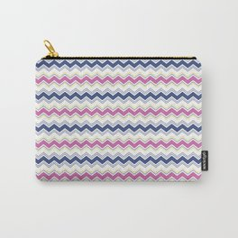 Happy Bright Night pattern Carry-All Pouch