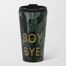 Boy, Bye - Vertical Travel Mug