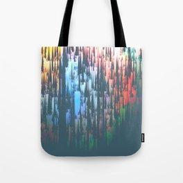 Raining Colors / Autumn Tote Bag