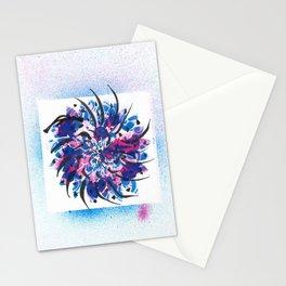 Radial Mandala Stationery Cards
