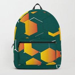 hexágono Backpack