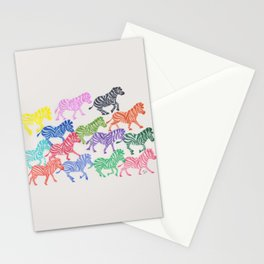 Rainbow Herd Stationery Cards