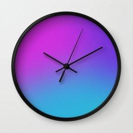 Texture Three Wall Clock