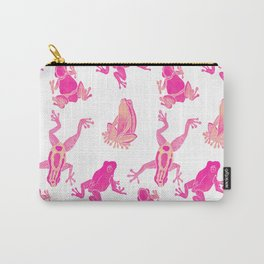 Poison Dart Frogs Carry-All Pouch