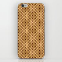 70s iPhone & iPod Skins featuring 70s Pattern by Ryan Winters