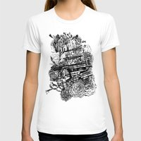 poetry T-shirts featuring Poetry by Hopler Art