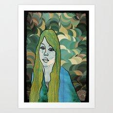 165. Art Print