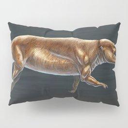 Maiacetus inuus Restored Pillow Sham