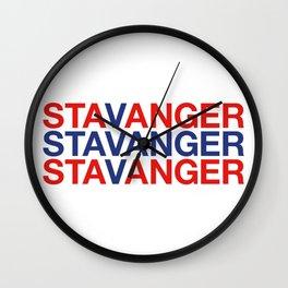STAVANGER Wall Clock