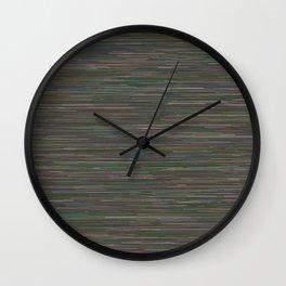 Series 7 - Greystone Wall Clock