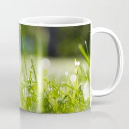 grassy morning Coffee Mug