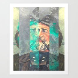 Any Sane Man Can be a Sailor Art Print