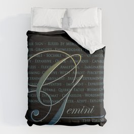 Sign Language for Gemini Comforters