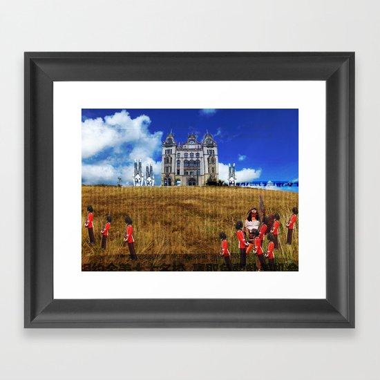 Surreal Living 21 Framed Art Print