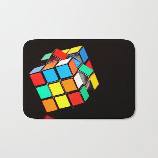 Cubic Cube Bath Mat