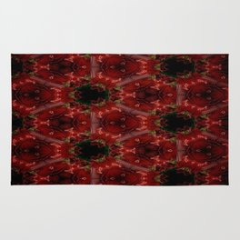 Concave Stature Pattern 3 Rug
