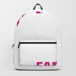 Earned Not Given Vearned Not Given V Backpack
