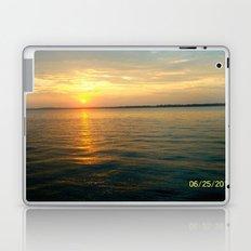 Lake Erie Sunset  Laptop & iPad Skin