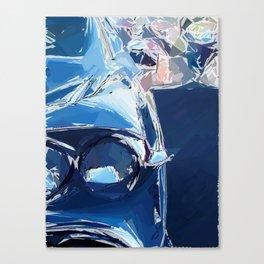 Caddy Canvas Print