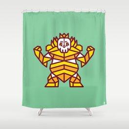 Skull King Shower Curtain