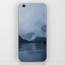 Doubtful Sound #2 iPhone Skin