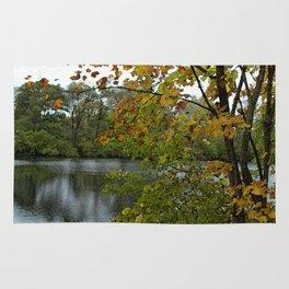 Fall Scene Rug