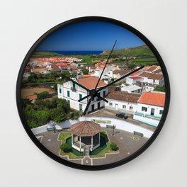 Azorean parish Wall Clock
