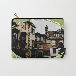 Jesper and Wylan - Every Time Carry-All Pouch