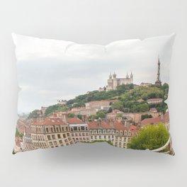 En compagnie de Fourvière Pillow Sham