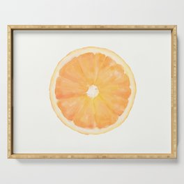 Naranja Serving Tray