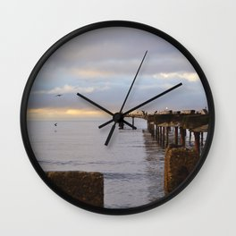 The Seagulls 2 Wall Clock