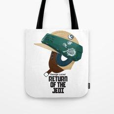 Full Metal Jedi - Vintage Version Tote Bag