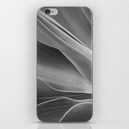 Mono Agave Attenuata iPhone Skin
